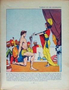 Extrait de Tarzan (Hachette) -4- Tarzan et les éléphants