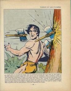 Extrait de Tarzan (Hachette) -7- Tarzan et les Pygmées
