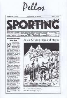 Extrait de Sporting - Tous les sports commentés