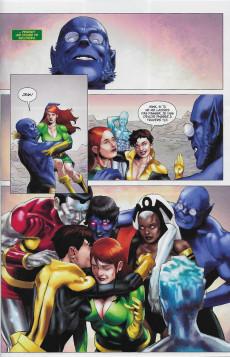 Extrait de X-Men (Marvel France 6e série - 2019) -3- Vielles connaissances