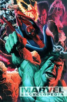 Extrait de Marvel Encyclopedia - Tome 1