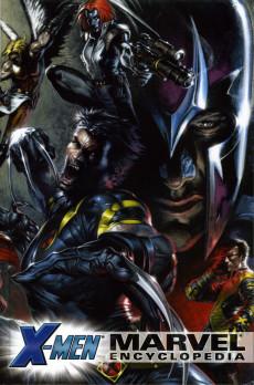Extrait de Marvel Encyclopedia -2- X-Men
