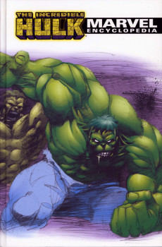 Extrait de Marvel Encyclopedia -3- The Hulk