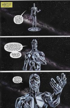 Extrait de Infinity Wars -3- Espace
