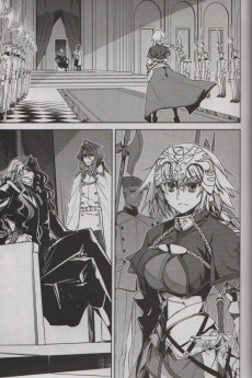 Extrait de Fate/Apocrypha -4- Tome 4