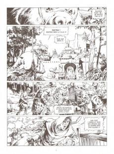 Extrait de Conan le Cimmérien -5TL- La citadelle écarlate