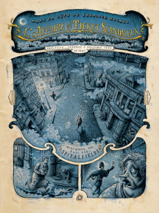 Extrait de Dans la tête de Sherlock Holmes -1- L'Affaire du Ticket Scandaleux 1/2