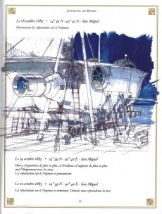 Extrait de Le neptune -HS01- Journal de bord