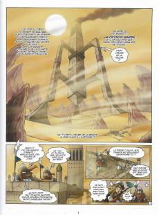 Extrait de Les légendaires -9a2011- Le cycle d'Anathos - L'Alystory