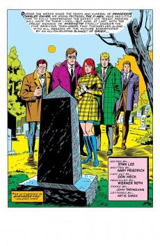 Extrait de X-Men Epic Collection (2014) -INT03- The Sentinels Live