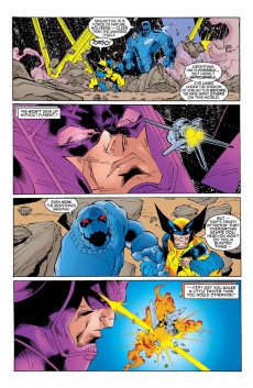 Extrait de Wolverine Epic Collection (2014) -INT12- Shadow of Apocalypse