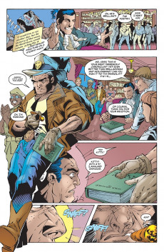 Extrait de Wolverine Epic Collection (2014) -INT13- Blood Debt