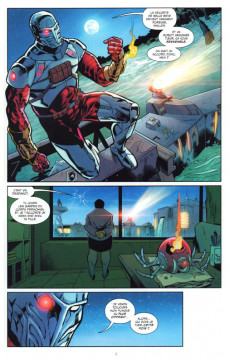 Extrait de Suicide Squad Rebirth -6- L'histoire secrète de la force spéciale X