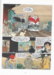 Extrait de Bernard Prince -13a- Le port des fous