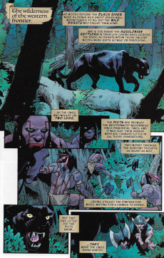Extrait de Conan the Barbarian Vol 3 (Marvel - 2019) -2A- The Life & Death of Conan: part two - The Savage Border