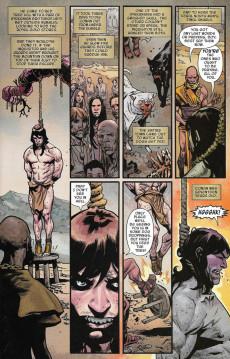 Extrait de Conan the Barbarian Vol 3 (Marvel - 2019) -3A- The Life & Death of Conan: part three - Cimmerians Don't Pray