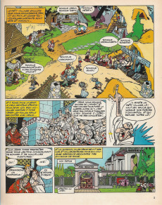 Extrait de Astérix -15b75- La zizanie