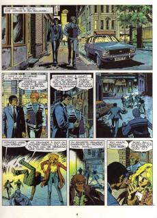 Extrait de Bob Morane 3 (Lombard) -31a1992- Service secret soucoupes