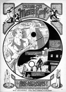Extrait de Deadly Hands of Kung Fu (The) (Marvel - 1974) -7- The Past-Assassins!