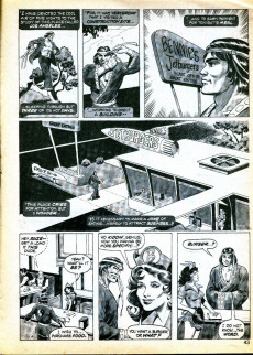 Extrait de Deadly Hands of Kung Fu (The) (Marvel - 1974) -6- The Way of the Jackal!