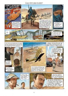 Extrait de L'aéropostale - Des pilotes de légende -7- Cap Juby
