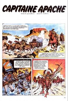 Extrait de Capitaine Apache -INT1- Intégrale tome 1