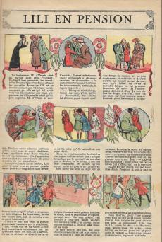 Extrait de Lili (L'espiègle) -3b1926- L'espiègle lili en pension