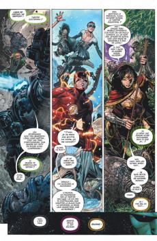 Extrait de Justice League : New Justice -1- La Totalité