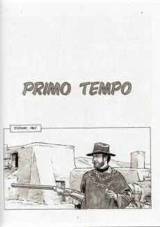 Extrait de Glénat 9 1/2 (Collection) - Sergio Leone