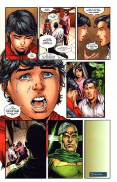 Extrait de Clark Kent : Superman -0- Homme d'acier