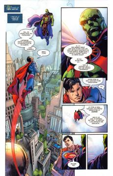 Extrait de Clark Kent : Superman -1- Unité