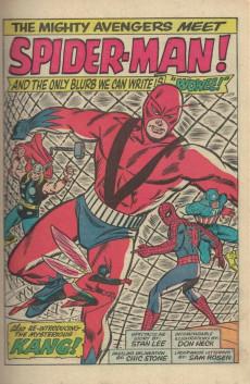 Extrait de The amazing Spider-Man Vol.1 (Marvel comics - 1963) -11- The Long-Awaited Return of Doctor Octopus!
