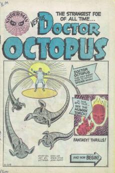 Extrait de The amazing Spider-Man Vol.1 (Marvel comics - 1963) -3- Spider-Man Versus Doctor Octopus