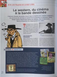 Extrait de Lucky Luke - La collection (Hachette 2018) -939- Chasseur de primes