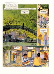 Extrait de Des villes et des femmes -2- Ginette, Gerda, Mireille