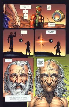 Extrait de Hulk (Marvel Dark) -3- Unité