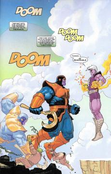 Extrait de Thanos (2019) -1- Zero Sanctuary Part 1 Of 6