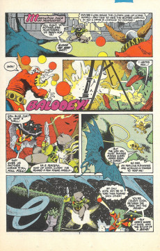 Extrait de Rocket Raccoon (1985) -2- The Masque Of The Red Breath