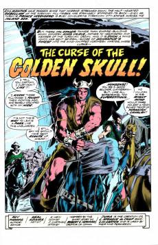 Extrait de True Believers: Conan (2019) - True Believers: Conan - Curse of the golden skull !