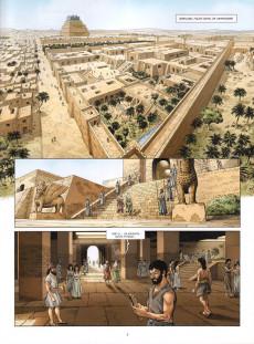 Extrait de Vinifera -5- Les Vins d'Orient de Babylone aux Pharaons