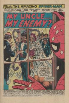 Extrait de The amazing Spider-Man Vol.1 (Marvel comics - 1963) -131- Aunt May --Marrying Dr. Octopus?