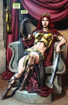 Extrait de Queen Sonja -1- Le destin d'une reine