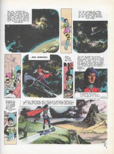 Extrait de Le vagabond des Limbes -4b1985- Les démons du temps immobile
