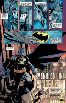 Extrait de Detective Comics (1937), période Rebirth (2016) -10002010's- Special Issue