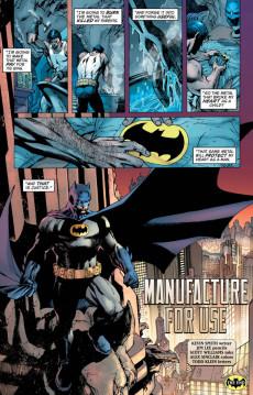 Extrait de Detective Comics (1937), période Rebirth (2016) -1000K- Special Issue