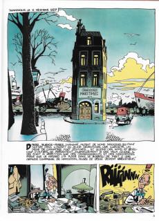 Extrait de Théodore Poussin -1a94- Capitaine Steene