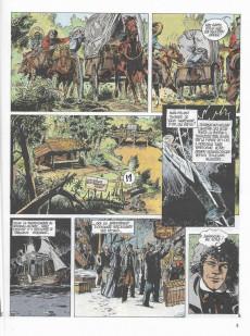 Extrait de Thomas Noland -1a1985- La glaise des cimetières
