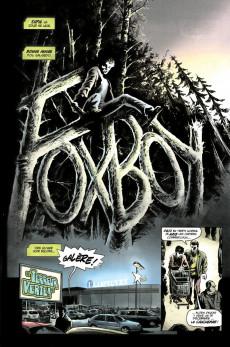Extrait de Free Comic Book Day 2019 (France) - Fox-Boy : le Retour du garçon-renard