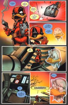 Extrait de Deadpool le canard
