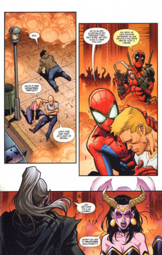 Extrait de All-New Deadpool (Marvel Now!) -6- Jusqu'à ce que la mort...